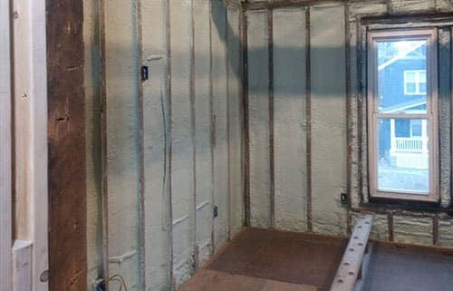 spray foam insulation ohio london
